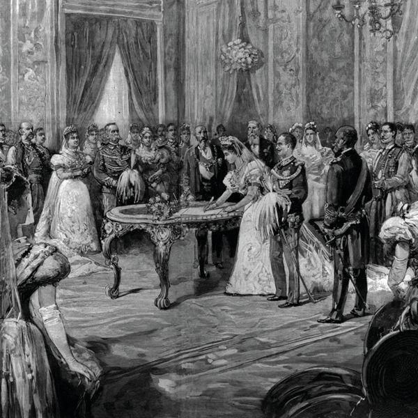 Storia del matrimonio e delle bomboniere